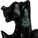 Acrylic Fashion bolso cesta earring  yellow  Fashion Jewelry NHJE2692yellow
