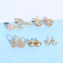 Alloy Fashion Geometric earring  Alloy  Fashion Jewelry NHNZ1328Alloy