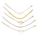 Alloy Fashion Geometric bracelet  Alloy  Fashion Jewelry NHBQ1957Alloy