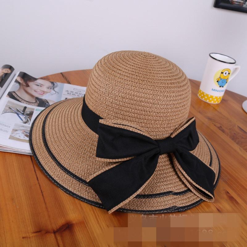 Cloth Korea  hat  (Khaki)   NHHY5028-Khaki