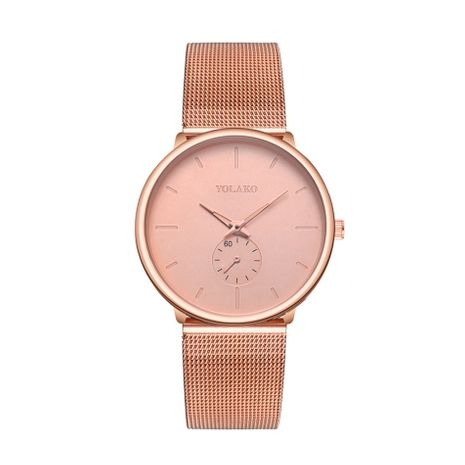 Alloy Fashion  Ladies watch  (Rose alloy)   NHSY2012-Rose-alloy's discount tags