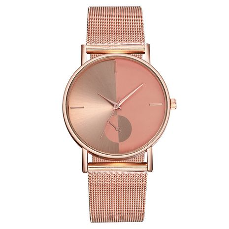 Alloy Fashion  Ladies watch  (Rose alloy)   NHSY2027-Rose-alloy's discount tags