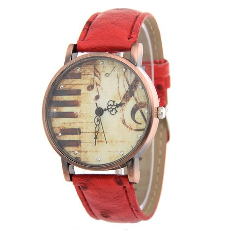 Alloy Fashion  Ladies watch  (red)   NHSY2028-red's discount tags