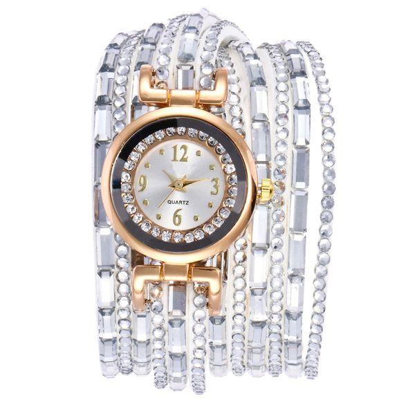 Alloy Fashion  bracelet  (white)   NHSY2030-white