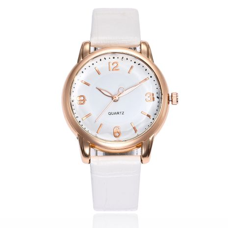 Alloy Fashion  Ladies watch  (white)   NHSY2037-white's discount tags