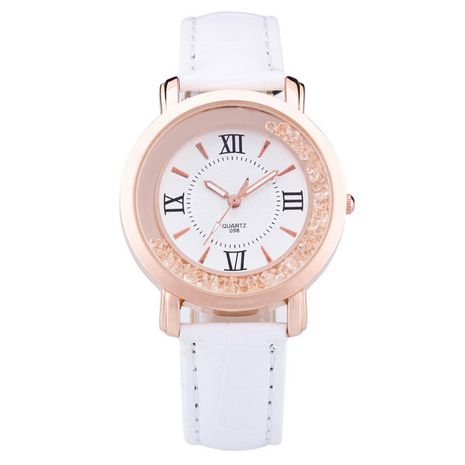 Alloy Fashion  Ladies watch  (white)   NHSY2065-white's discount tags