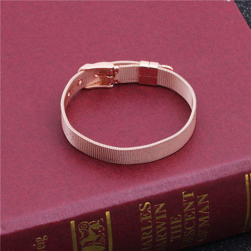 Alloy Fashion Geometric bracelet  black  Fashion Jewelry NHYL0652black