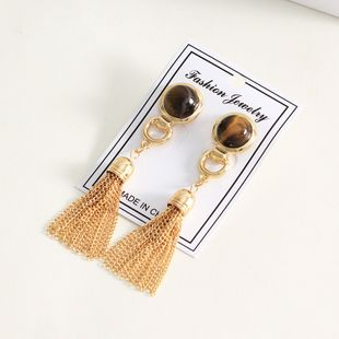 Alloy Fashion Tassel earring  (Alloy)  Fashion Jewelry NHNZ1352-Alloy's discount tags