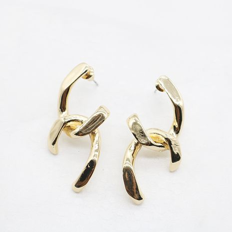 Alloy Fashion Geometric earring  (Alloy)  Fashion Jewelry NHYQ0035-Alloy's discount tags