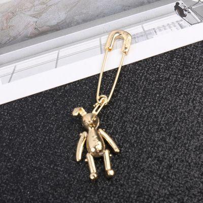 Alloy Korea Geometric earring  (Rabbit alloy)  Fashion Jewelry NHYQ0068-Rabbit-alloy's discount tags