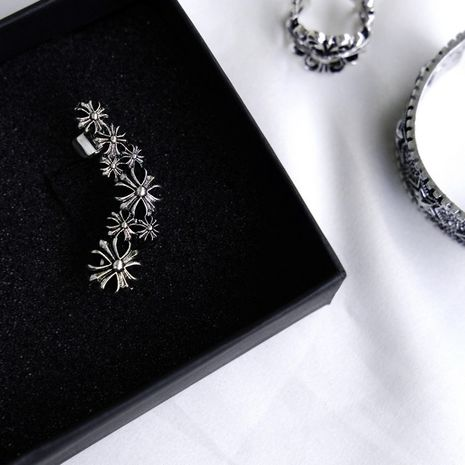 Alloy Fashion Cross earring  (Photo Color)  Fashion Jewelry NHYQ0115-Photo-Color's discount tags