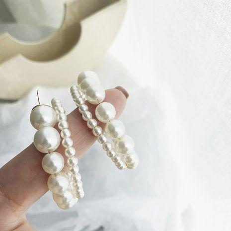 Alloy Korea Geometric earring  (925 alloy needle)  Fashion Jewelry NHYQ0135-925-alloy-needle's discount tags