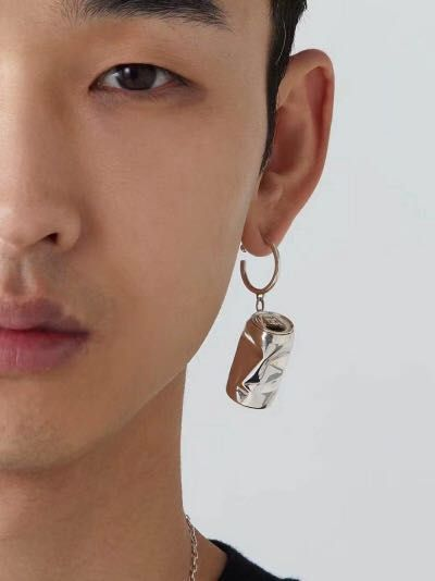 Alloy Fashion Geometric earring  (Alloy single)  Fashion Jewelry NHYQ0168-Alloy-single's discount tags