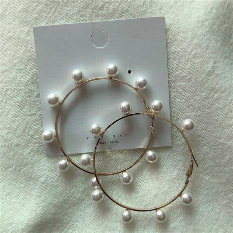 Alloy Vintage Geometric earring  (Big circle beads)  Fashion Jewelry NHYQ0172-Big-circle-beads's discount tags