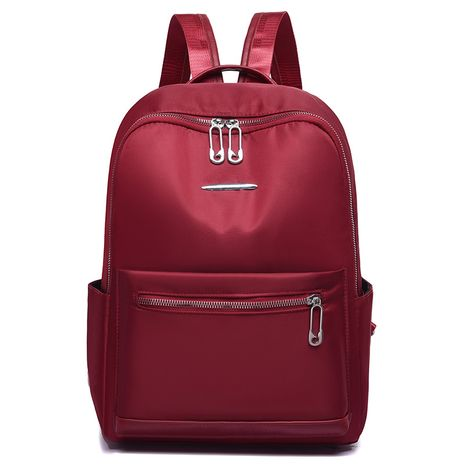 Polyester Fashion  backpack  (red)  Fashion Bags NHXC1060-red's discount tags