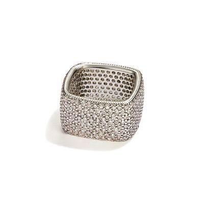 Alloy Korea Geometric Ring  (Large square)  Fashion Jewelry NHYQ0355-Large-square