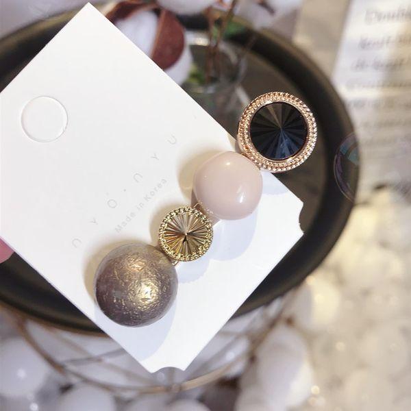 Alloy Korea Geometric Hair accessories  (green)  Fashion Jewelry NHSM0427-green