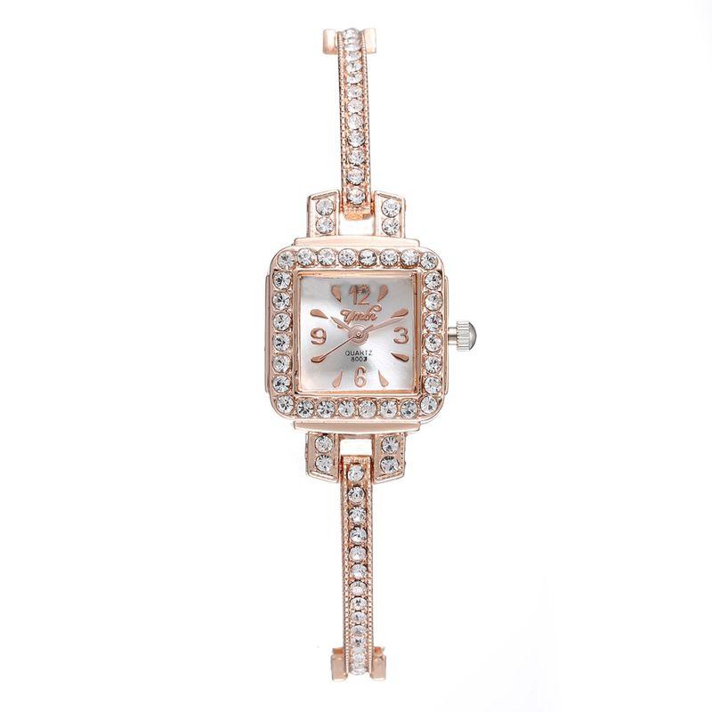 Alloy Fashion  bracelet  Rose alloy  Fashion Jewelry NHHK1319Rosealloy