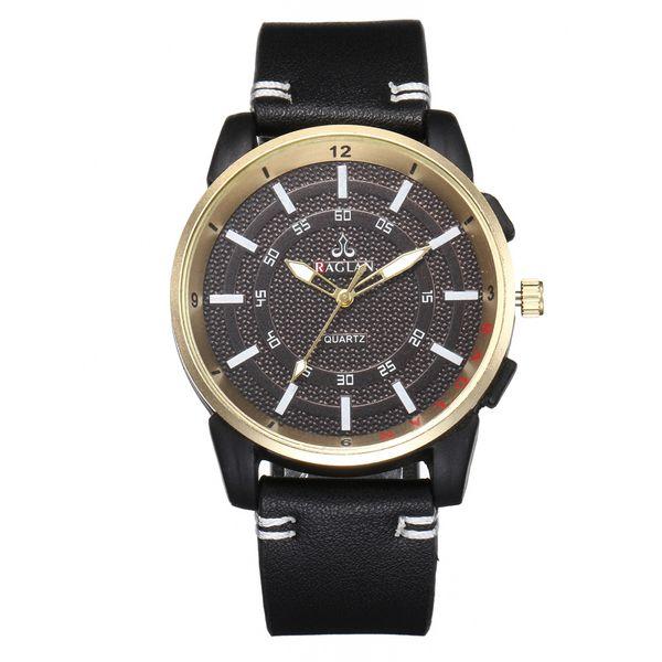 Alloy Fashion  Men s watch  (black)  Fashion Watches NHHK1327-black