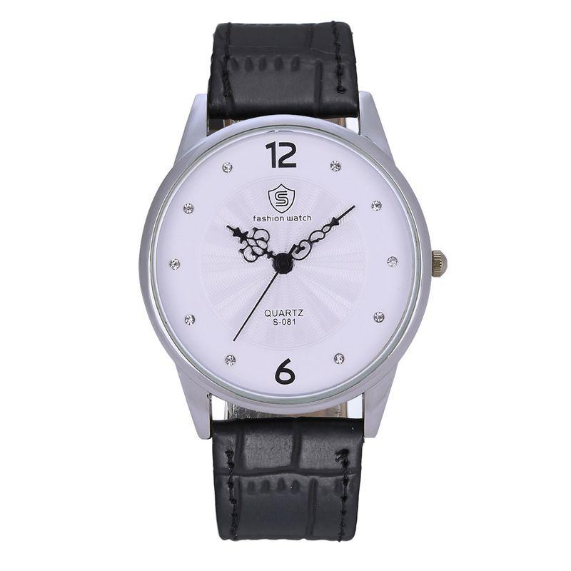 Alloy Fashion  Men s watch  black  Fashion Watches NHHK1349black