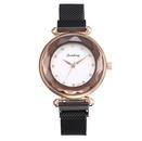 Reloj de aleacin de moda para mujer prpura Relojes de moda NHHK1370prpura