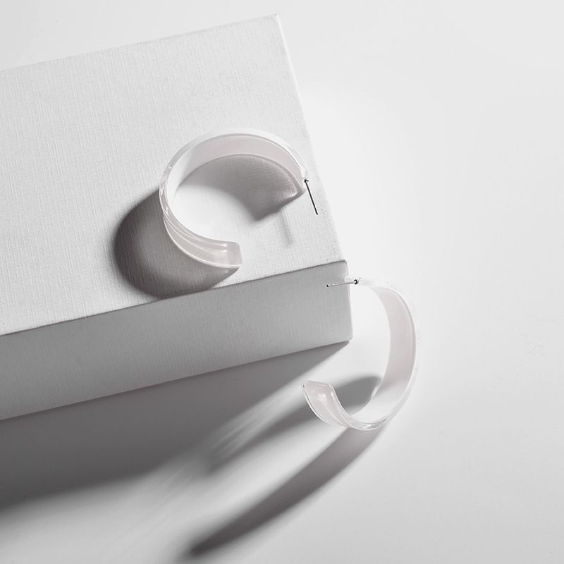 Alloy Fashion Geometric earring  (A0638WT)  Fashion Jewelry NHLU0658-A0638WT