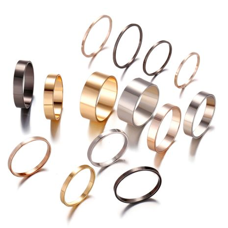 Alloy Fashion Geometric Ring  (GEN07-01)  Fashion Jewelry NHPJ0400-GEN07-01's discount tags