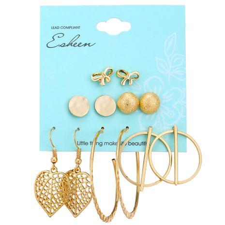 Alloy Fashion  earring  (Alloy GFO04-02)  Fashion Jewelry NHPJ0403-Alloy-GFO04-02's discount tags