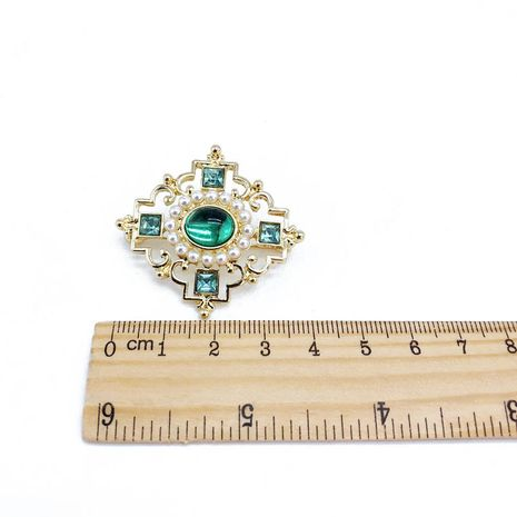 Alloy Vintage Geometric brooch  (Photo Color)  Fashion Jewelry NHOM1585-Photo-Color's discount tags