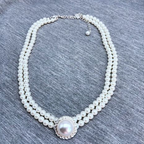 Alloy Fashion  necklace  (Photo Color)  Fashion Jewelry NHOM1603-Photo-Color's discount tags