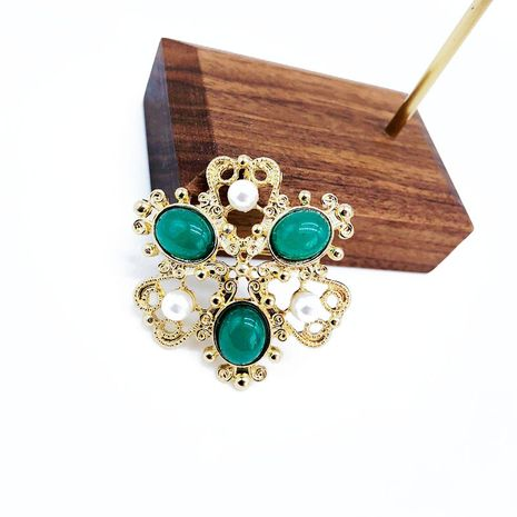 Alloy Fashion Flowers brooch  (Photo Color)  Fashion Jewelry NHOM1607-Photo-Color's discount tags
