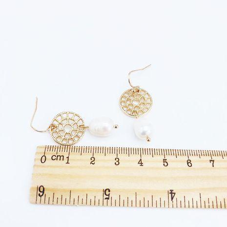 Beads Korea  earring  (Photo Color)  Fashion Jewelry NHOM1610-Photo-Color's discount tags