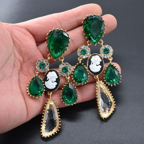 Alloy Fashion Tassel earring  (Alloy)  Fashion Jewelry NHNT0761-Alloy's discount tags