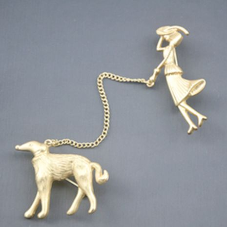 Alloy Vintage Animal brooch  (Alloy)  Fashion Jewelry NHNT0753-Alloy's discount tags