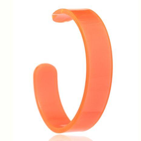 Alloy Simple Geometric bracelet  (Orange 0394)  Fashion Jewelry NHXR2802-Orange-0394's discount tags