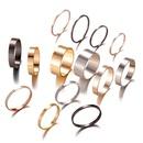 Alloy Fashion Geometric Ring  GEN0701  Fashion Jewelry NHPJ0400GEN0701