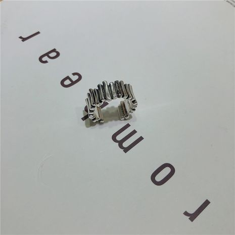 Alloy Korea Geometric Ring  (Opening)  Fashion Jewelry NHYQ0469-Opening's discount tags