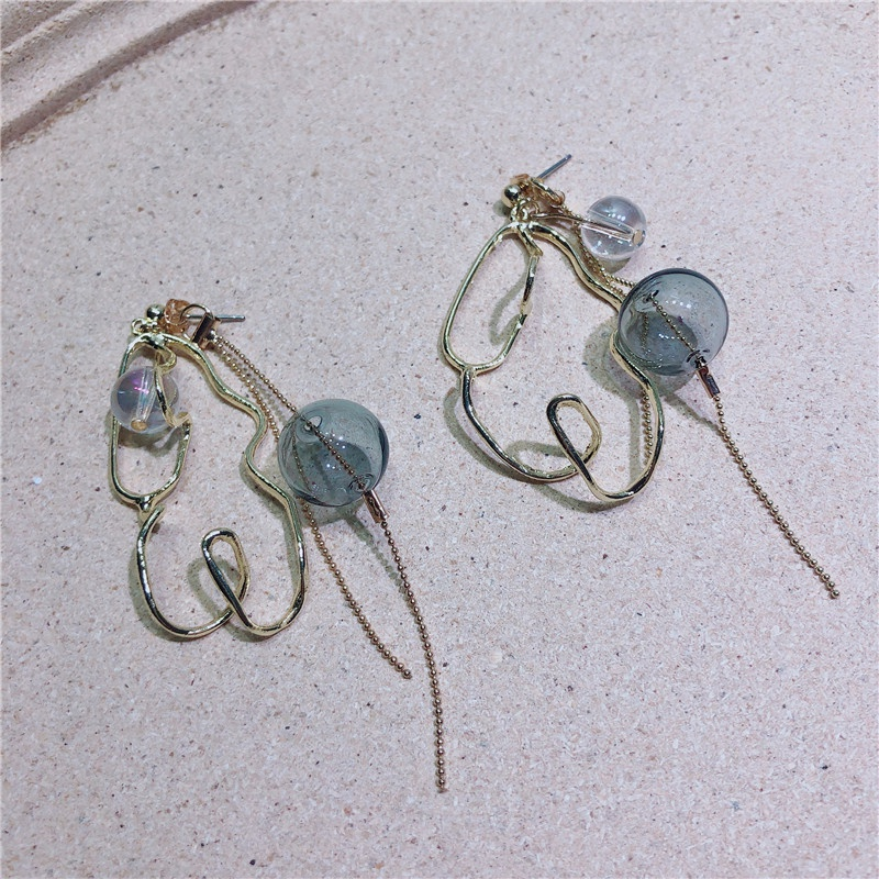 Alloy Fashion Geometric earring  Main picture color high quality  Fashion Jewelry NHYQ0523Mainpicturecolorhighquality