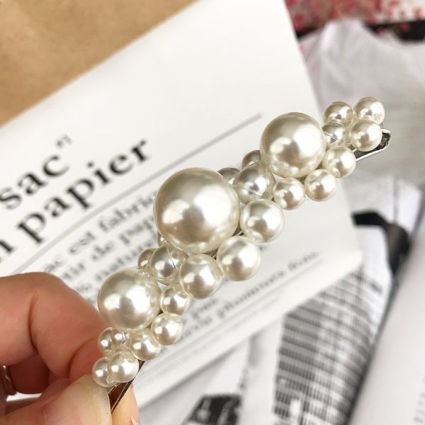 Beads Fashion Flowers Hair accessories  (Size beads)  Fashion Jewelry NHYQ0563-Size-beads