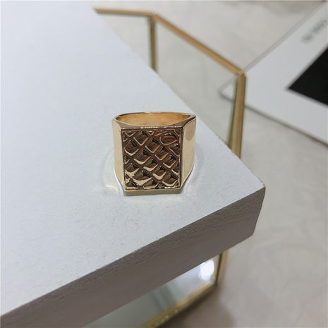 Alloy Fashion Geometric Ring  (Section A)  Fashion Jewelry NHYQ0580-Section-A's discount tags