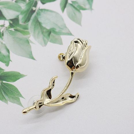 Alloy Fashion Flowers earring  (Alloy single)  Fashion Jewelry NHYQ0595-Alloy-single's discount tags