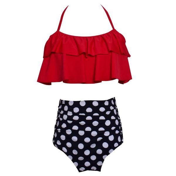 Cotton Fashion  Bikini  (Adult swimsuit-S)   NHCH0151-Adult-swimsuit-S