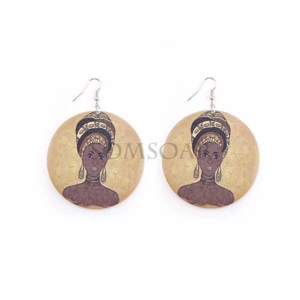 Alloy Bohemia Geometric earring  (ME-168)  Fashion Jewelry NHSX0463-ME-168