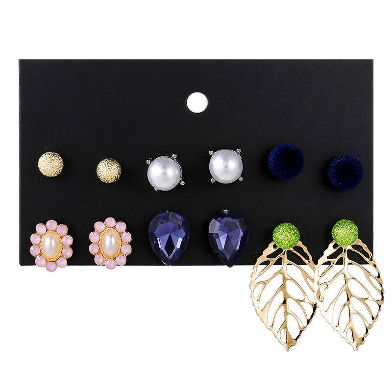 Alloy Fashion Geometric earring  (E0331)  Fashion Jewelry NHSD0554-E0331