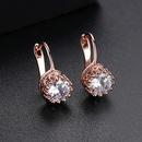 Alloy Korea Geometric earring  PlatinumT02A18  Fashion Jewelry NHTM0672PlatinumT02A18