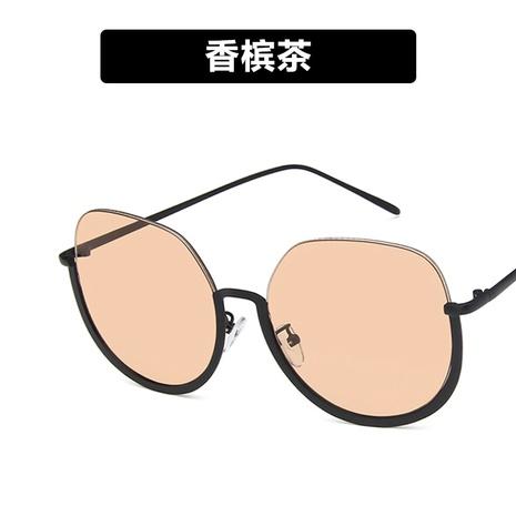Alloy Vintage  glasses  (Champagne tea)  Fashion Jewelry NHKD0911-Champagne-tea's discount tags