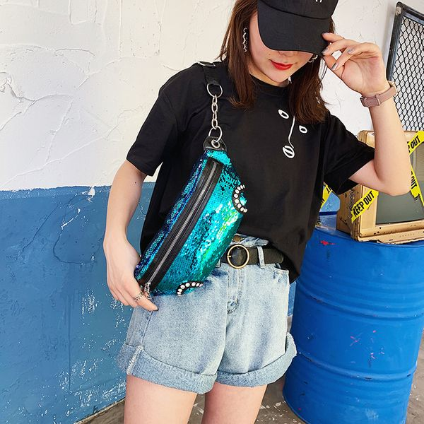 PU Vintage  Shoulder Bags  (blue)   NHLD2090-blue