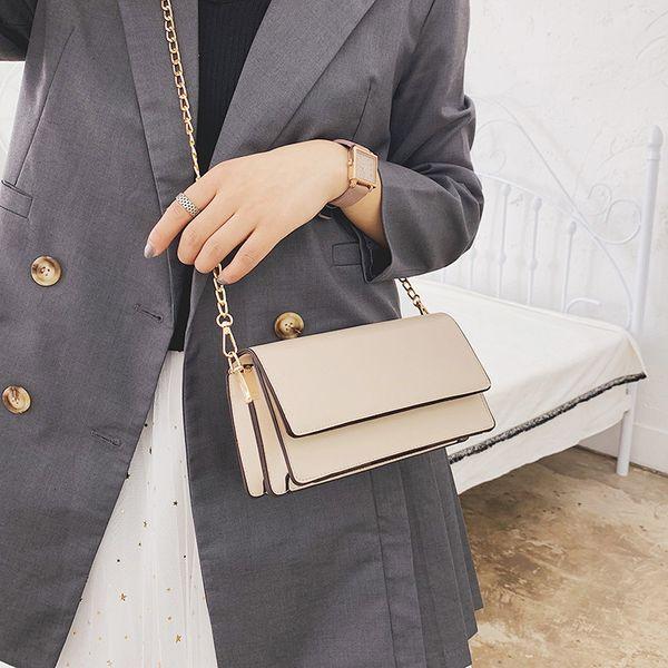 PU Fashion  Shoulder Bags  (white)   NHLD2125-white