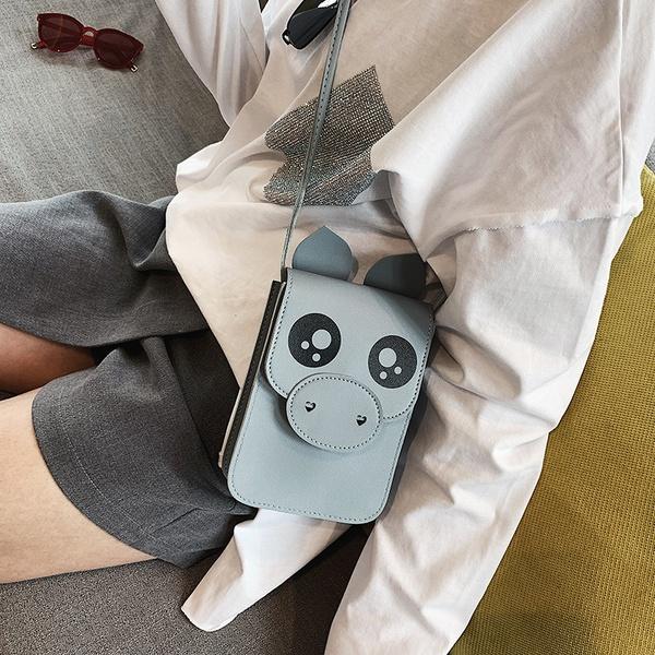 PU Fashion  handbag  (Big blue eyes)   NHLD2130-Big-blue-eyes
