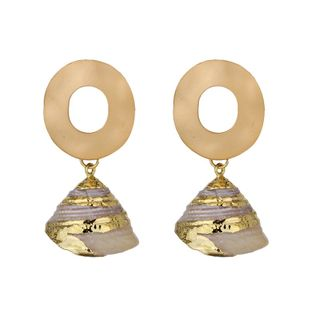 Alloy Fashion Geometric earring  (Alloy)  Fashion Jewelry NHKC1613-Alloy's discount tags